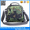 Army travel messenger bag hiking messenger bag with compartments