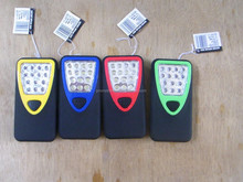 2015 new car 14 led work light with magnet