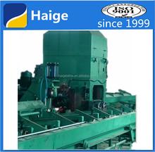 Haige copper brass rod bar flattening machine