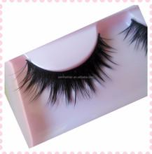 wholesale false eyelashes red cherry false eyelashes synthetic fake lashes