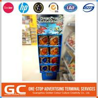 Original Design 3D Custom Indoor Acrylic Stand Display