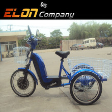 2015 cool design 3 wheel electric tricycle