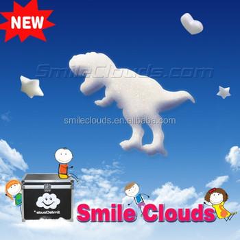 New inflatable dinosaur costume for children