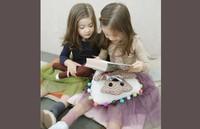 Fancy Skirt Top Designs Pleated School Long Skirts Child Dress