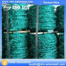 Electric Barbed Wire Fens Wire High Tensile Cheap Barbed Iron Wire For Sale