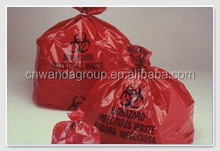 wd1818 Plastic Hazardous Waste Removal Bags, Disposal Hazardous Waste Bags