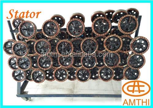 outrunner BLDC motor with hall sensor, bldc hub motor