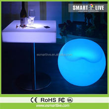 colorful cube chair/outdoor cubes& fashion and popular clourful different size cub