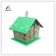 Mountain Custom Design House Shaped Cardboard Craft Paper Gift Box