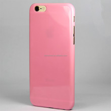 New arrival hard plastic for iphone 6 case, clear hard pc case for iphone 6