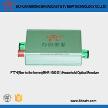 hi-tech High quality photovoltaic conversion adapter (Fiber to the home)(BHR-1000 D1) Household Optical Receiver