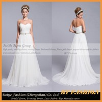 Alibaba 2015 Wedding Gown Sample Pictures Latest Design Bridal Gown BYB-R003