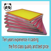 110T Polyester Monofilament Silk Screen Printing Mesh for plastic