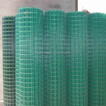 Pvc coated or galvanized welded wire mesh fence for chicken (direct factory)