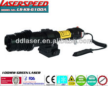 Tactical Low temperatures long distance 50mw infrared laser designator/night vision riflescope
