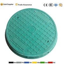 Waterproof And Telecom Manhole Cover EN124 D400