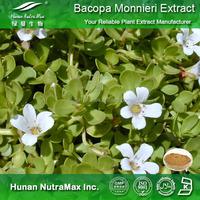 Factory supply Bacopa Monnieri extract/Bacopaside 50%/Bacoside/Improve memory plant extract
