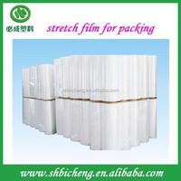 High Tensile Strength Soft Hardness Stretch Films For Protection