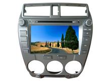 hot selling car navigation system for honda city 2012