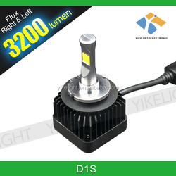 Super Brightness!! Led Car Headlight Led Light Car For D1S D3S Vehicle CE RoHS