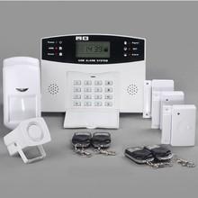 EU UK US AU POWER ADAPTER Mini GSM Burglar alarm safety monitor voice activated gsm wireless home burglar security alarm