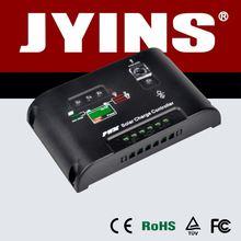 12V 24V 48v instruction to solar charge controller 20a