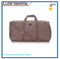 Promotion Nylon Round Travel Duffel Bag Sport Bag Gym Bag