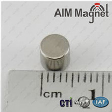 N42 Strong Round Magnet /Magnet Components for Fridge