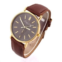 Jing Yi wome Fashion Wristwatches Analog Glass Quartz Watch Casual style