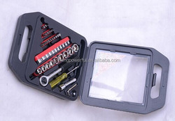 Carbon steel 47pcs socket set hand tools