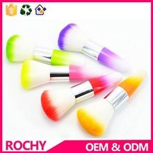 High Quality Colourful Big Powder Brush