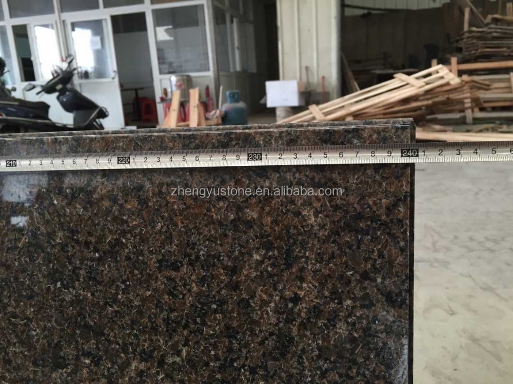 Cheap Granite Countertops : Cheap Tropic Brown Granite Kitchen Countertop - Buy Granite Kitchen ...