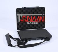 Tsunami Waterproof Laptop Case Hard Plastic Carrying Case for ipad
