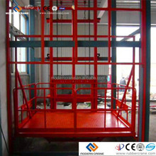 high quality stationary warehouse cargo lifting platform