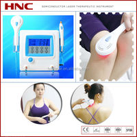 Factory offer pain relief handheld laser device to treat body pain as seen on tv