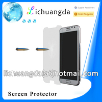 factory price, 9H hardness tempered glass screen protector for Samsung note 3