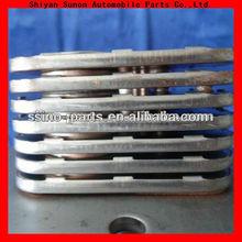 DCEC cummins trust oil cooler core 6bt 3957544