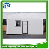 sandwich panel garage prefab container homes