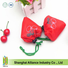 charitable contributions folding bag/gift shopping bag with logo/carry Easy Shopper