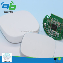 ibeacon in wireless networking equipment for indoor positioning