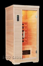 1 seat personal infrared sauna cabin offers total relaxation with the best price
