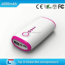 Shenzhen CXJ Top Battery 5200mAh Capacity mobile phone accessories charger