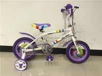 2015 oem kids bike 12 inch girls fixed gear bike/children bicycle with fashionable design