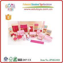 2015 toy wooden pink villa japanese girl toy,popular mother garden wooden toys ,hot sale mother garden