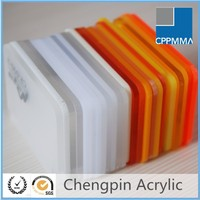 sign board material 1.8mm to 40mm thin hard plastic sheet
