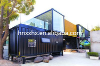 Opening high quality modular container shop/ container store