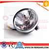 7 inch Motorcycle Vintage Type Headlight Assy For Chopper GN125 CM125