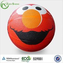 Zhensheng Rubber Basketball Ball Outdoor Indoor Play