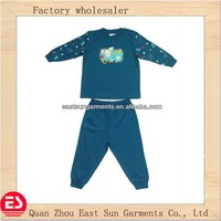 Children cute pajama sets
