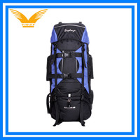 Outdoor 2015 fashionable new school large capacity custom canvas ladies skate mountain travel Backpack bag